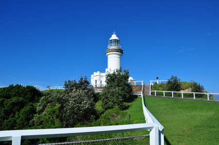 byron: The most easterly point of Australia, Lighthouse at Byron Bay