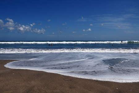 seminyak beach, Bali, indonesia Stock Photo - 17116968