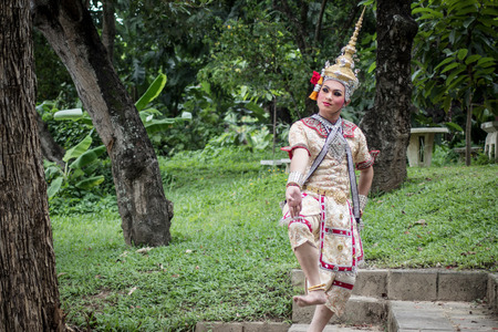 wat bowon: Thai Traditional Dance.