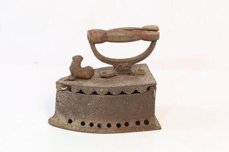 antiquary: Antique Iron
