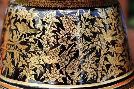 lacquerware: Thailand lacquerware