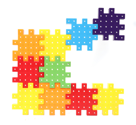 connection connections: Jigsaw Puzzle