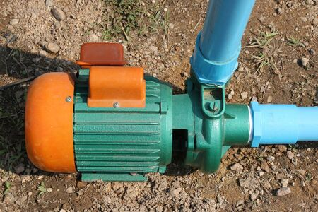 pumps: Pumps Stock Photo
