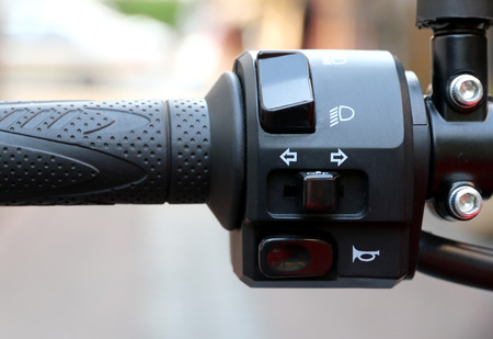 switches: Switches for signals on a motorcycle