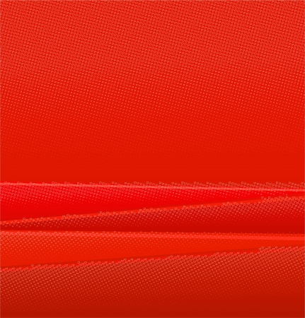 linear halftone tone background red Stock Vector - 15595835