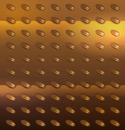 haltbarkeit: Metal background Texture of gold