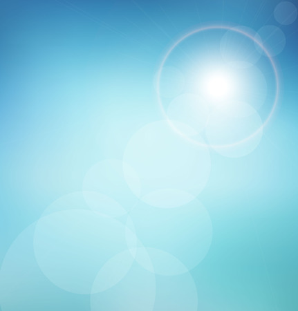 light blue: soft colored abstract background