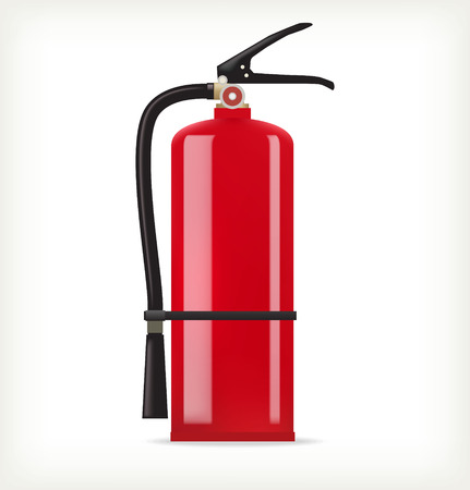 detachment: Fire extinguisher Illustration