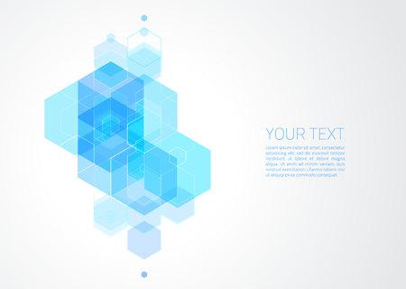 blue print: Seamless vector geometric strip pattern background Illustration