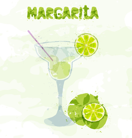 margarita: Margarita cocktail