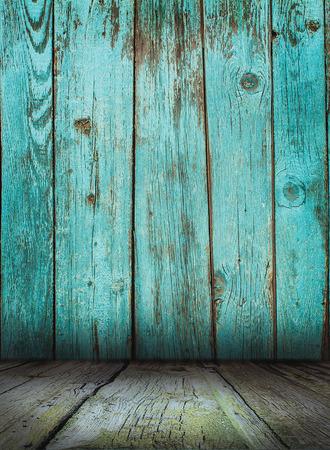 Shabby Wood Background Stock Photo