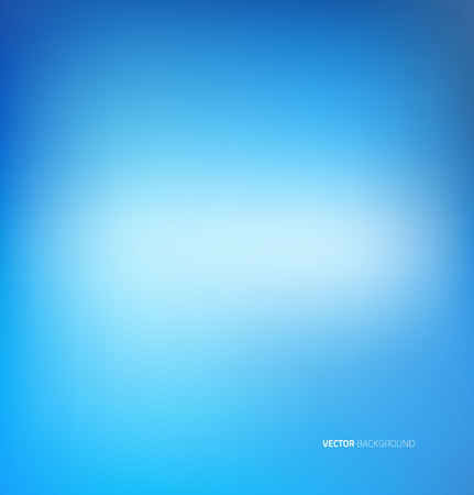 brilliancy: Soft blue abstract background Illustration
