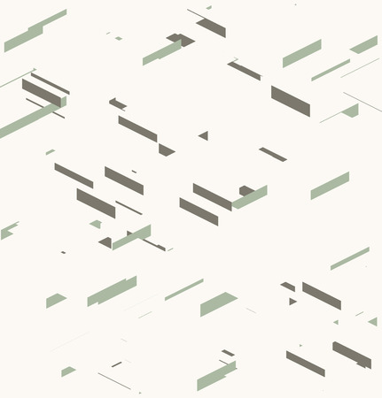 square shape: Abstract background of geometric shapes