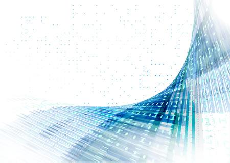 Concept business background. Ilustração