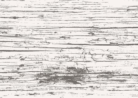 Vintage old wood background. Vector. Template design Illustration