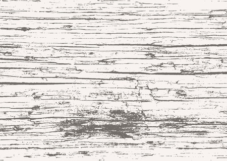 cracked wall: Vintage old wood background. Vector. Template design Illustration