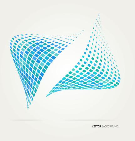 marcos decorativos: medios tonos resumen de antecedentes. plantilla de diseño