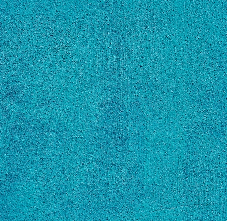 Blue wall concrete with textures for background photo