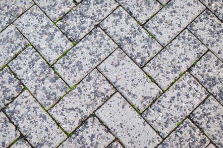 Rectangular Stones Texture Outdoor photo