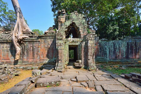 siem: Preah Khan Temple, Siem reap
