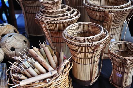 Malaysia Sabah Borneo traditional handicraft