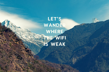 Wander Quotes Magnificent Life And Travel Inspirational Quotes Let's Wander Where The