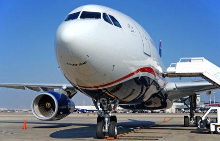 landed: Landed plane