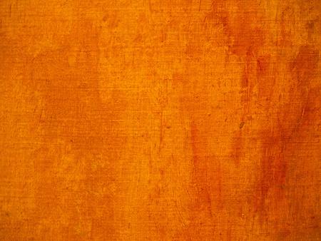 Original random abstract shapes, grungy oil paint smears on canvas texture