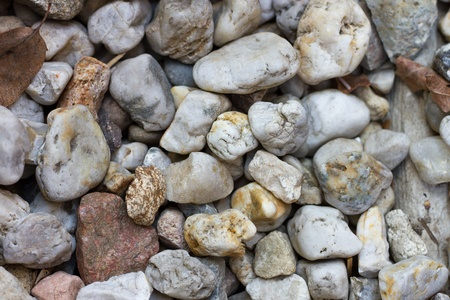 Texture of natural stones