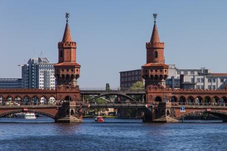 Old bridge in Berlin Stock Photo - 13732961
