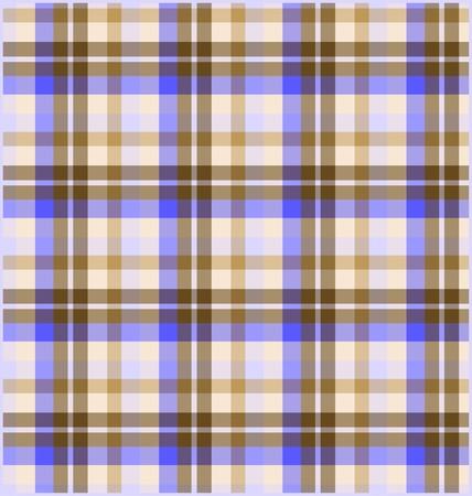 kilt: seamless pattern texture  Illustration