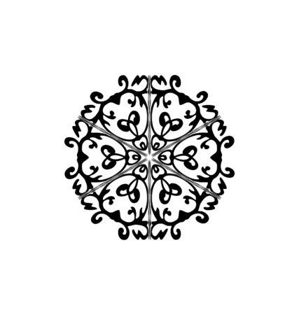 black design Stock Vector - 7796129
