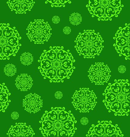 oriental background Vector
