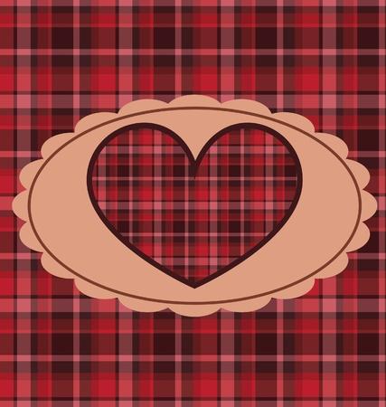 scrapping: Retro Valentine Background