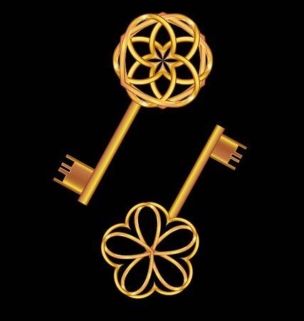 golden key: key2(4).jpg Illustration