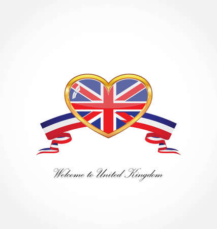 Flag Of United Kingdom Stock Photo - 9161269