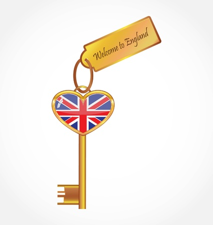 Flag Of United Kingdom Vector