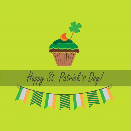 card for st patrick s day Stock Vector - 19371772