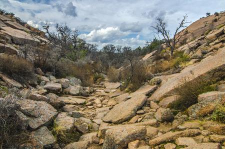 grew: rocks formation
