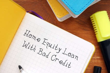 Business concept meaning Loan 30 Year Fixed Rate with sign on the sheet.