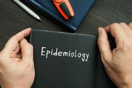 Conceptual photo about Epidemiology with written text.