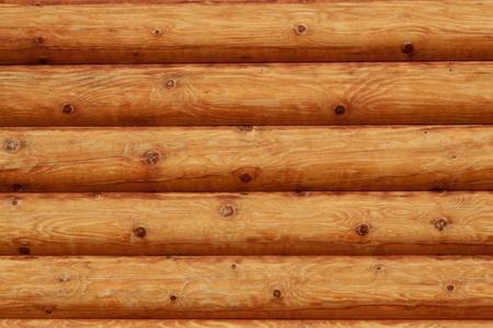 Wooden background - part of log cabin