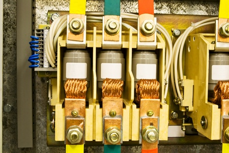 energy management: The equipment for management of giving of electric energy