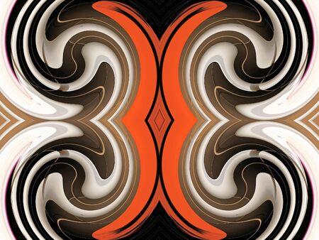 peppy: creamy pattern