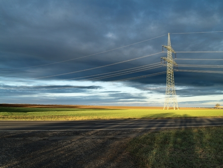 electricity Imagens - 29915143