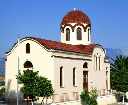 kefalonia: Church on the Greek island of Kefalonia