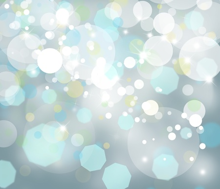 sfondo luci: Defocused scintillanti luci di sfondo.