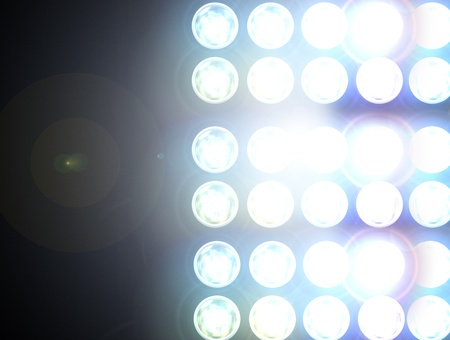Floodlight  photo