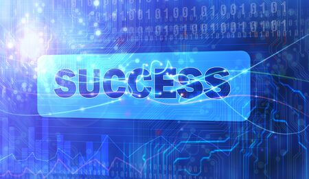 Group of success related Stock Photo - 12938529