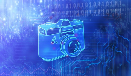 photo pictures: camera design Background